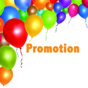 Promotion - Clarity Sales